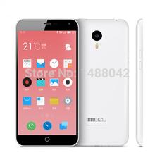 Original Meizu M1 Note:5.5Inch 1090*1080 MTK6752 Octa Core 1.7GHz Dual SIM 13+5MP Dual Cameras 2G RAM 4G LTE Android Phone