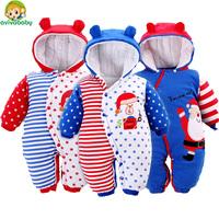 Avivababy Inverno Baby Clothing Costumes for Babies Original Newborn Clothes Ropa de Bebe Winter Rompers Roupas Meninos Body2015