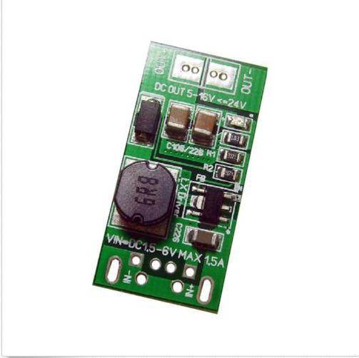 New 5W 5V To 12V USB Step Up Boost Module Power Supply Better US12(China (Mainland))