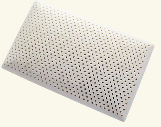 Natural latex pillow with packing(China (Mainland))