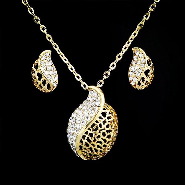 Ювелирный набор Danbihuabi Fashion Jewelry 18k ювелирный набор fashion no 1 18k