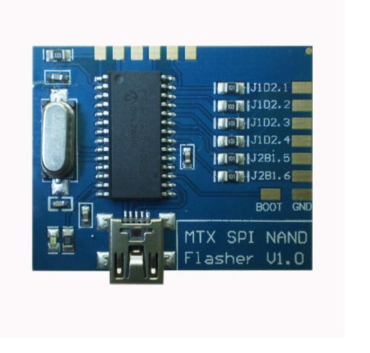 Интегральная микросхема NAND MTX XBOX360 SPI v1.0 USB SPI NAND