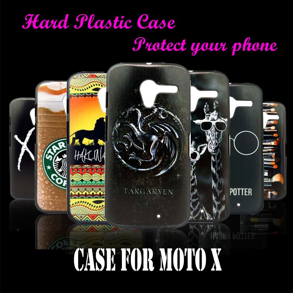 case For Motorola Moto X XT1058 XT1055 XT1060 Hotsale Cool game of thrones Painting Design Cuntom Hard Plastic Protective Phone(China (Mainland))