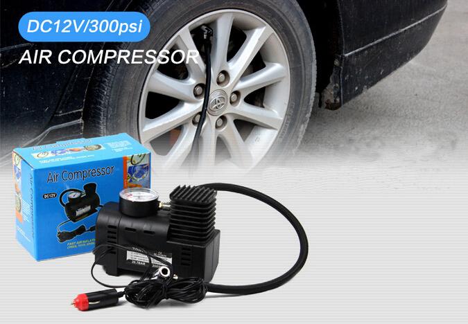 Компрессор для шин OEM 300 PSI 12V , 3 компрессор для шин 3 12v 250 psi