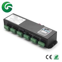 24ch dmx512  decorder ,CE&RoHS with 3 years warranty