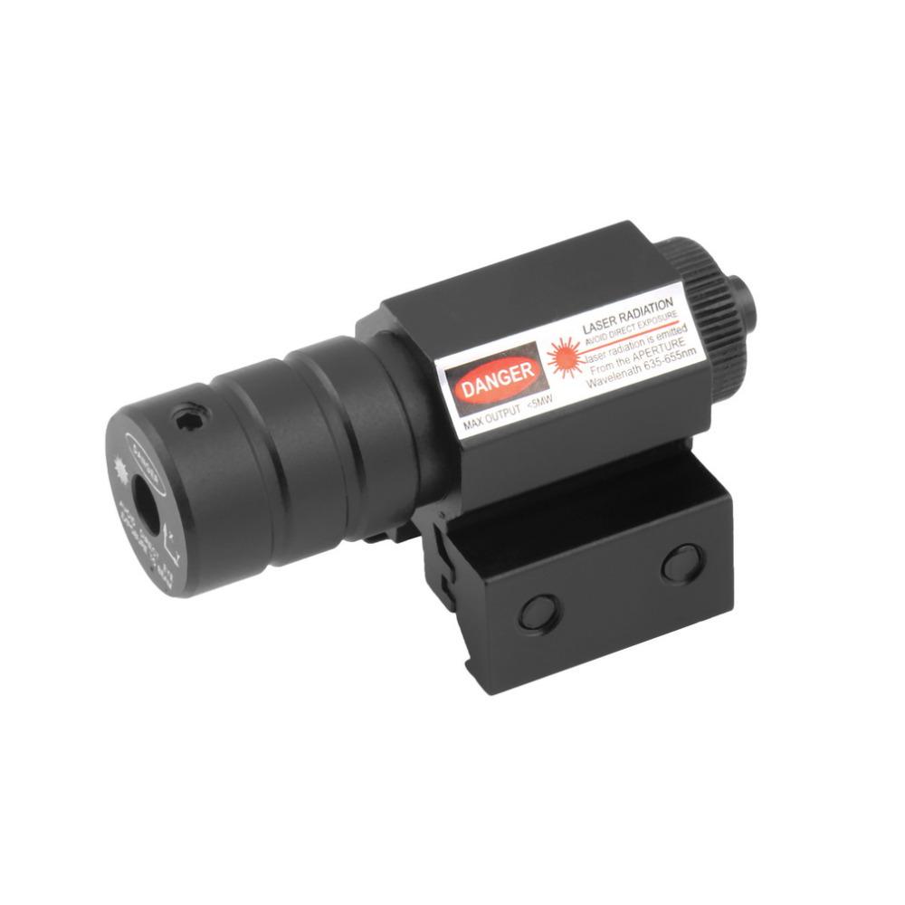 1 шт. красный лазерный луч точка зрения область для пистолет ...