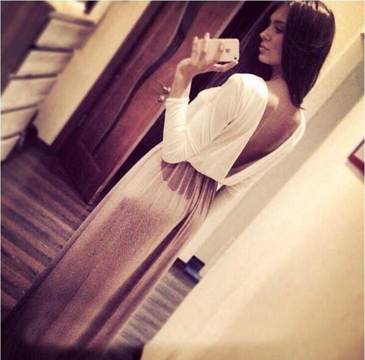 Женское платье Brand New 2015 V S M L XL XXL женское платье ol s m l xl d0058
