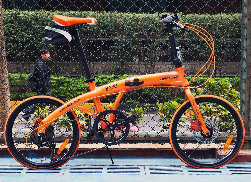 2015 Bicicletas Mountainbike Folding Bike Fast free Shipping High Carbon Steel Hachiko 20'' Folding Bicycle Small Wheel Bike(China (Mainland))