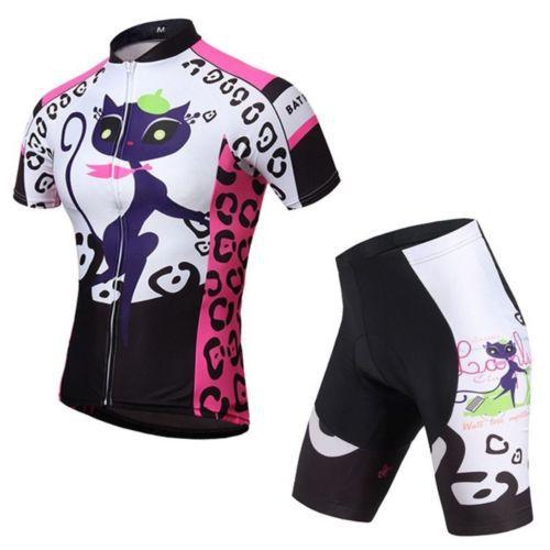 Girls Cycling Clothing