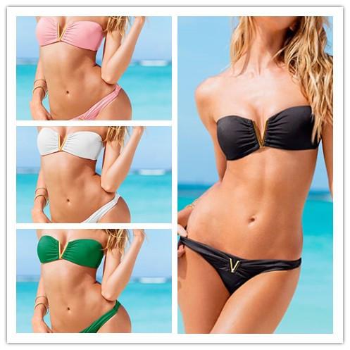 цена Женское бикини FAD 2015 Biquini + NY014 онлайн в 2017 году