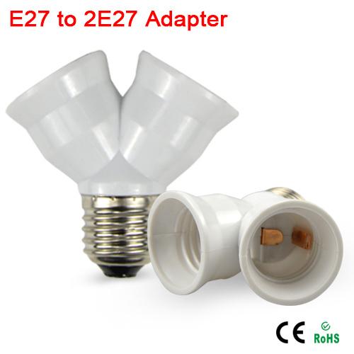 Преобразователь ламп BL 1 E27 2 E27 2E27 y LHC1