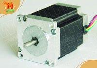 CNC 3D Printer NEMA 23 Stepper Motor 4-Leads, 18.9Kgcm, 1.8Degree, 76mm    wantaimotor  57BYGH627