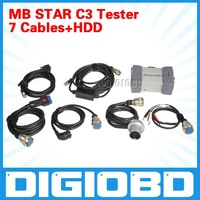 Newest 2012/01 version Auto diagnostic Mb Star C3