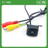 High quality car camera with parking line(bracket adjustable for better view angle)