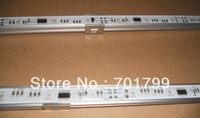 led pixel rigid strip, 1m long, 30pcs 5050 RGB SMD,with 10pcs TM1809IC, waterproof;DC12V input;aluminium alloy housing;256 scale