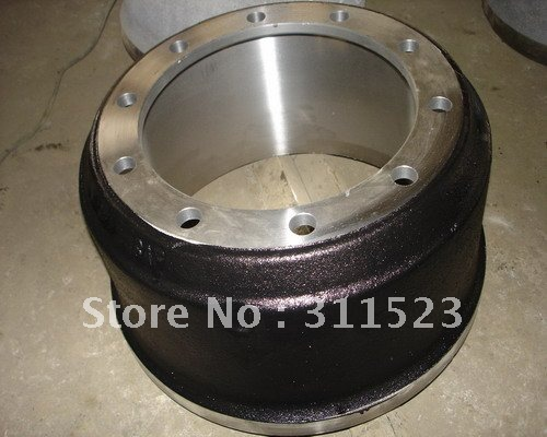 brake drum, heavy duty brake drum, gray iron brake drum(China (Mainland))