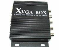 Rgbs, Rgb, MDA,CGA,EGA  to VGA signal for Industrial Monitor Converter