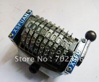 Rotary numbering machine 9digit convex