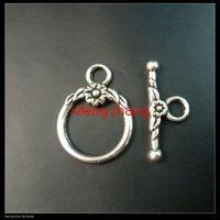 120 pcs/lot alloy jewelry toggle Free shipping