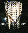 Simple style  crystal  wall lamp with led ,G4 BULB also,lighting for house room,hotel ,home,ktv,bar shop,romantic style