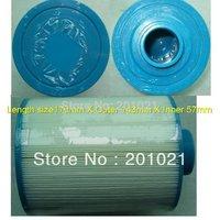 Jazzi hot tub spa filter size 170MM X 143MM Pool & spa paper filter cartridge Darlly 52512