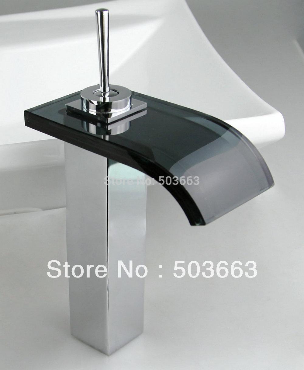 California robinet de salle de bain mitigeur cascade for Robinetterie haut de gamme pour salle de bain