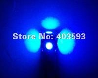FREE SHIPPING 20 pair X T10 5 SMD 5050 12V LED BLUE Light Bulb Long-lasting
