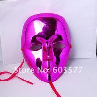 Free Shipping 6Color,20pcs/lot,Wholesale, cartoon halloween dance mask,mardi gras mask,venetian party mask