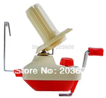 DIY knitting tools/WOOL WINDER/Weaving hook Tool/Manual /Volume of wool / Winding machine