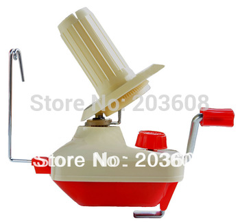 DIY knitting tools/yarn winder/home Winder/simple router/desktop mix thread/coiling device