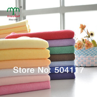 New 2014 -6PC 35*76cm(14''*30'') Microfiber Kitchen Towel Novelty Households Floor Cleaning Cloth Home Dishcloth/ Rag 110004