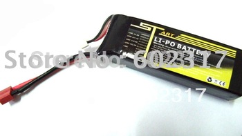2 pcs RC helicopter Trex 450 V2 SE 3D flying Battery ST 3S1P 3S 11.1V 2200mAh 20C Lipo Battery