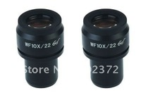 Free Shipping !! Diopter  Adjustment Eyepiece( WF 10X/22),31mm Microscope Super Widefield Eyepiece