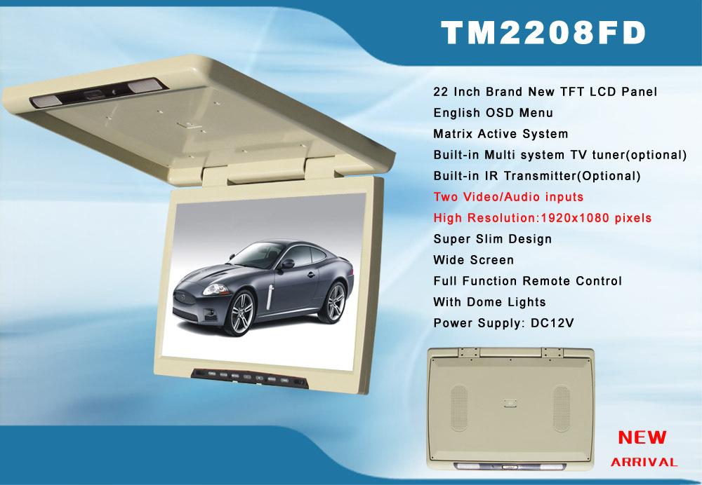 Car Lcd Monitor With Usb Car Lcd Monitor With