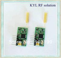 Promotion KYL-500S Mini-size RF Transmitter/RF Receiver 1km Distance TTL Interface 433MHz,FSK Modulation