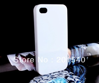 20pcs/lot for iPhone 5 and for iPhone 5 Hard Plastic white/ blackcases cover (free shipping)