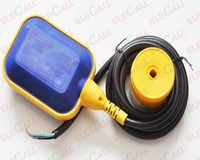 Wholesale Free shipping 2M cable Floating level Switch ( Square Shape )
