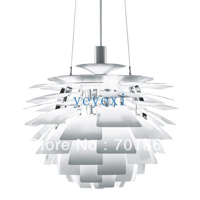 couleur blanche 50cm poul henningsen ph pomme lampe suspension