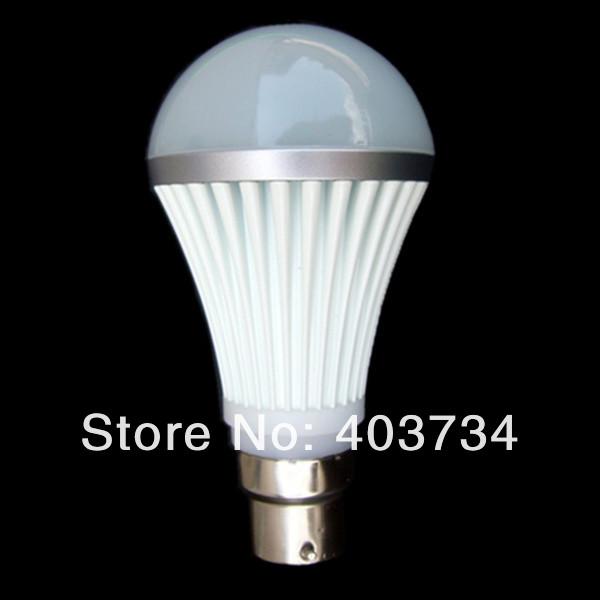 Free shipping (10pcs/lot) high power 10w led bulb b22(China (Mainland))