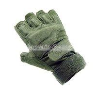 S.O.L.A.G Special Ops Half Finger Light Assault Gloves