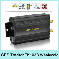 Brand New LIVE REAL TIME GPS TRACKER with Remote Control GSM GPS DEVICE Fleet Management TK103B Drop Shipping