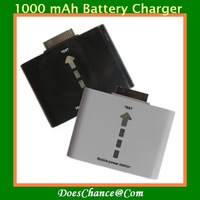 Hot selling Free Shipping! 10pcs/Lot Emergency External Battery Charger For iPhone Hot selling