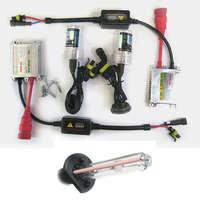 35W 12V Car Hid Xenon Conversion Kit Slim Ballast H1 12000K Beam Bulbs lamp High quality [C4]