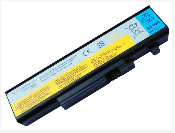 Replacement Laptop Battery for LENOVO IdeaPad Y450, Y450A, Y450G, IdeaPad Y550, Y550A,Y550P, 55Y2054, L08L6D13(China (Mainland))