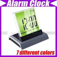 7 LED Colour Digital ALARM CLOCK & THERMOMETER #115