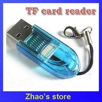 Micro sd card reader TF card reader USB2.0