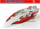 The Ghost Eletric rc boat including With 3660 pairs of motor-125A Brushless ESC