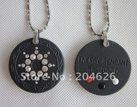 Quantum Science Scalar Anion Energy Pendant With Germanium and FIR 20pcs/lot