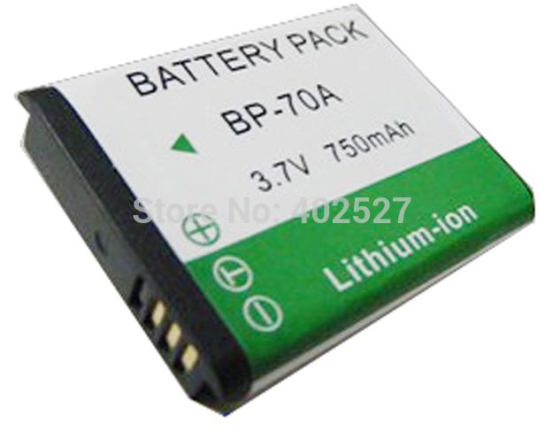 Аккумулятор для фотокамеры OTHER Samsung bp/70a PL81 PL101 SL50 ST60 BP-70A внешний аккумулятор samsung eb pn930csrgru 10200mah серый