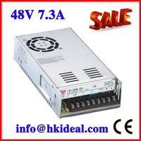 CE approved ,low shipping cost meanwell style switching power supply(S-350-48)